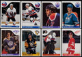 Hockey Cards:Sets, 1985 Topps Hockey High Grade Complete Set (165)....