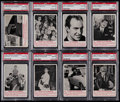 "Non-Sport Cards:Lots, 1965 P.T.A. ""Freddie And The Dreamers"" PSA Graded Collection(20)...."