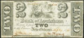 Obsoletes By State:Louisiana, New Orleans, LA- Bank of Louisiana $2 Sep. 19, 1861...