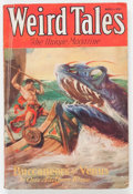 Pulps:Horror, Weird Tales - November 1932 (Popular Fiction) Condition: VG....