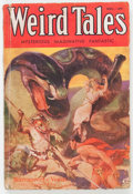 Pulps:Horror, Weird Tales - December 1932 (Popular Fiction) Condition: FR/GD....