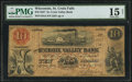 Obsoletes By State:Wisconsin, St. Croix Falls, WI- St. Croix Valley Bank $10 July 1, 1857 G4 Krause G4. ...