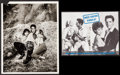 """Movie Posters:Elvis Presley, Fun in Acapulco & Other Lot (Paramount, 1963). PromotionalPassport (10 Pages, 4"""" X 6"""") & Photo (8"""" X 10""""). ElvisPresley.. ... (Total: 2 Items)"""