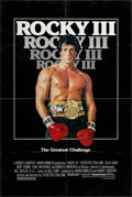 "Movie Posters:Sports, Rocky III & Other Lot (United Artists, 1982). One Sheets (2) (27"" X 41""). Sports.. ... (Total: 2 Items)"