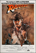 "Movie Posters:Adventure, Raiders of the Lost Ark (Paramount, 1981). Australian One Sheets(2) Identical (27"" X 40""). Adventure.. ... (Total: 2 Item)"