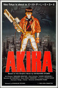 "Movie Posters:Animation, Akira (Streamline Pictures, 1989). One Sheet (27"" X 41""). Animation.. ..."