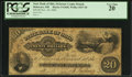 Obsoletes By State:Ohio, Delaware, OH- State Bank of Ohio, Delaware County Branch, Delaware$20 Nov. 24, 1860 G660 Wolka 1027-38. ...