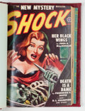 Pulps:Detective, Shock Bound Volume (New Publications, 1948)....