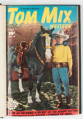 Golden Age (1938-1955):Western, Tom Mix Western #19-30 Bound Volumes (Fawcett Publications,1949-50).... (Total: 2 Items)
