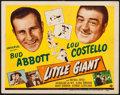 "Movie Posters:Comedy, Little Giant (Universal, 1946). Title Lobby Card (11"" X 14""). Comedy.. ..."