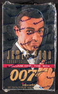 Movie Posters:James Bond, James Bond Connoisseur's Collection Trading Card Box Vol. One: TheSixties (Inkworks, 1996). Unopened Premium Trading Card B...
