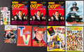 """Movie Posters:James Bond, Viva! James Bond: 40th Anniversary & Other MagazinesLot(MGM/UA, 2002). Japanese Magazines (10) (Multiple Pages, 5-7.5""""X 4""""... (Total: 10 Items)"""