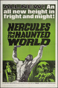 "Movie Posters:Adventure, Hercules in the Haunted World & Others Lot (Woolner Brothers,1964). One Sheets (5) (27"" X 41""). Adventure.. ... (Total: 5 Items)"