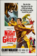 "Movie Posters:Adventure, The Night of the Grizzly & Others Lot (Paramount, 1966). OneSheets (5) (27"" X 41""). Adventure.. ... (Total: 6 Items)"