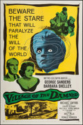 """Movie Posters:Science Fiction, Village of the Damned (MGM, 1960). One Sheet (27"""" X 41""""). ScienceFiction.. ..."""