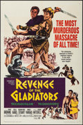 "Movie Posters:Adventure, Revenge of the Gladiators & Others Lot (Paramount, 1965). OneSheets (4) (27"" X 41"") & Half Sheet (22"" X 28""). Adventure..... (Total: 5 Items)"