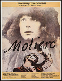 """Moliere & Others Lot (Les Artistes Associés S.A., 1978). French Petite (15.75"""" X 20.75""""), French Gr..."""
