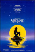 "Movie Posters:Animation, The Little Mermaid (Buena Vista, 1989). One Sheet (27"" X 40"") DS Advance. Animation.. ..."