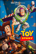 "Movie Posters:Animation, Toy Story (Buena Vista, 1995). One Sheet (27"" X 40"") DS Advance. Animation.. ..."