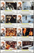 "Movie Posters:Adventure, Young Sherlock Holmes (Paramount, 1985). International Lobby CardSet of 8 (11"" X 14"") Alternate Title: Pyramid of Fear....(Total: 8 Items)"