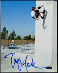 Miscellaneous Collectibles:General, Tony Hawk Signed Photograph. ...