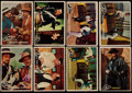 """Non-Sport Cards:Sets, 1958 Topps """"Zorro"""" Complete Set (88)...."""
