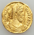 Ancients:Roman Imperial, Ancients: Julian II, the Philosopher (AD 360-363). AV solidus (3.98gm)....