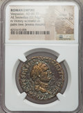 Ancients:Roman Imperial, Ancients: Vespasian (AD 69-79). Orichalcum sestertius (21.74gm)....
