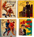 Big Little Book:Miscellaneous, Big Little Book Group (Saalfield, 1936-40).... (Total: 8 Items)