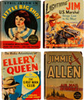 Big Little Book:Miscellaneous, Movie and Radio Related Big Little Book Group (Various Publishers,1935-40).... (Total: 6 Items)
