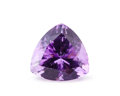 Gems:Faceted, Gemstone: Amethyst - 10.01 Ct.. Brazil. 15 x 14.8 x 9.7 mm....