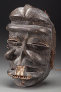 Tribal Art, BETE, Ivory Coast. Mask...