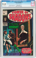 Silver Age (1956-1969):Horror, Tower of Shadows #1 (Marvel, 1969) CGC NM/MT 9.8 Off-white to whitepages....