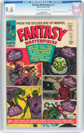 Silver Age (1956-1969):Science Fiction, Fantasy Masterpieces #1 Boston Pedigree (Marvel, 1966) CGC NM+ 9.6Off-white to white pages....