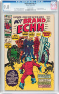 Silver Age (1956-1969):Humor, Not Brand Echh #1 (Marvel, 1967) CGC NM/MT 9.8 Off-white pages....