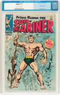 Silver Age (1956-1969):Superhero, The Sub-Mariner #1 (Marvel, 1968) CGC NM/MT 9.8 Off-white to whitepages....