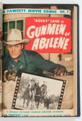 Golden Age (1938-1955):Miscellaneous, Comic Books - Assorted Golden Age Western Comics Bound Volumes (Western Publishing, 1948-50).... (Total: 2 Items)