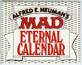 Memorabilia:Mad, Alfred E. Neuman's Mad Eternal Calendar (EC, undated). A Mad officepromotion, and the brainchild of Dick DeBartolo, thi... (Total: 2Items)