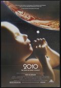 """Movie Posters:Science Fiction, 2010 (MGM/UA, 1984). One Sheet (27"""" X 41""""). Roy Scheider, JohnLithgow, Helen Mirren and Keir Dullea star in the long-awaite..."""