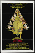 """Movie Posters:Mystery, Death on the Nile (Paramount, 1978). One Sheet (27"""" X 41""""). AgathaChristie's whodunnit translates well to the screen thanks..."""