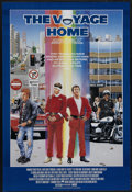 "Movie Posters:Science Fiction, Star Trek IV: The Voyage Home (Paramount, 1987). International One Sheet (27"" X 41""). Filmed in part at the Monterrey Bay Aq..."