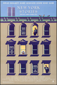 """New York Stories & Others Lot (Buena Vista, 1989). One Sheets (8) (27"""" X 41"""", 27"""" x 40"""") SS. Com..."""