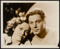 "Movie Posters:Adventure, Maureen O'Sullivan and Johnny Weissmuller in Tarzan and HisMate(MGM, 1934). Portrait Photo (8"" X 10""). Adventure.. ..."