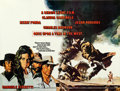 """Movie Posters:Western, Once Upon a Time in the West (Paramount, 1969). Full Bleed British Quad (30"""" X 40"""").. ..."""