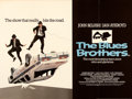 "Movie Posters:Comedy, The Blues Brothers (Cinema International, 1980). British Quad (30""X 40"").. ..."