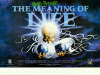 """Monty Python's The Meaning of Life (Universal, 1983). British Quad (30"""" X 40"""")"""
