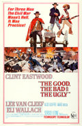 "Movie Posters:Western, The Good, the Bad and the Ugly (United Artists, 1968). Poster (40""X 60"").. ..."