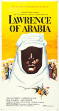 "Movie Posters:Academy Award Winners, Lawrence of Arabia (Columbia, 1962). Three Sheet (42"" X 79.5"")....."