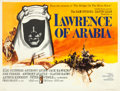 "Movie Posters:Academy Award Winners, Lawrence of Arabia (Columbia, 1962). British Quad (30"" X 40"").. ..."