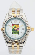 """Basketball Collectibles:Others, 2000's NCAA Basketball """"Rainbow Classic"""" Coach's Watch - Attributedto Steve Alford. ..."""